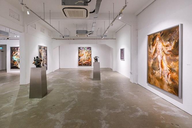 Chan + Hori Contemporary art gallery
