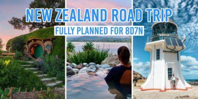 New Zealand self-drive