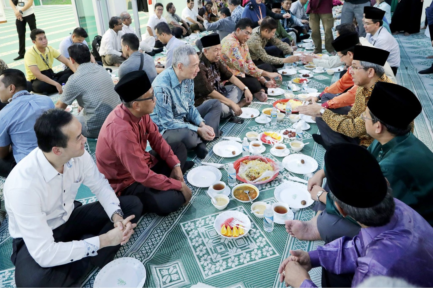 muslims in singapore iftar