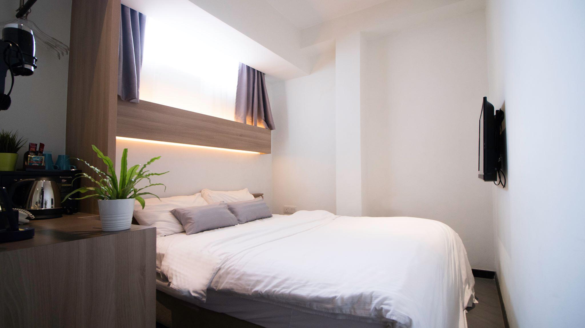 hotel nuve classic room