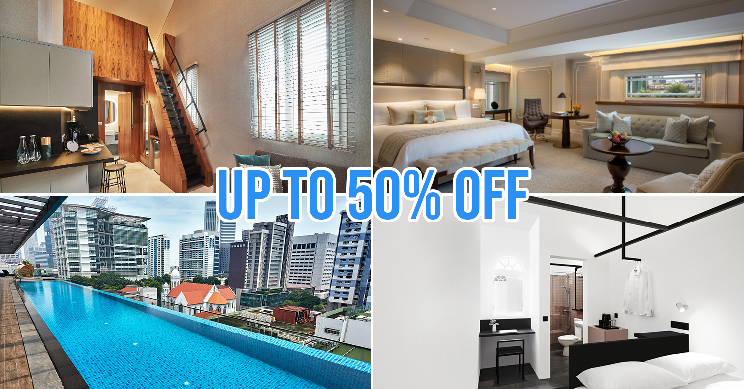 staycation deals in singapore - cover image
