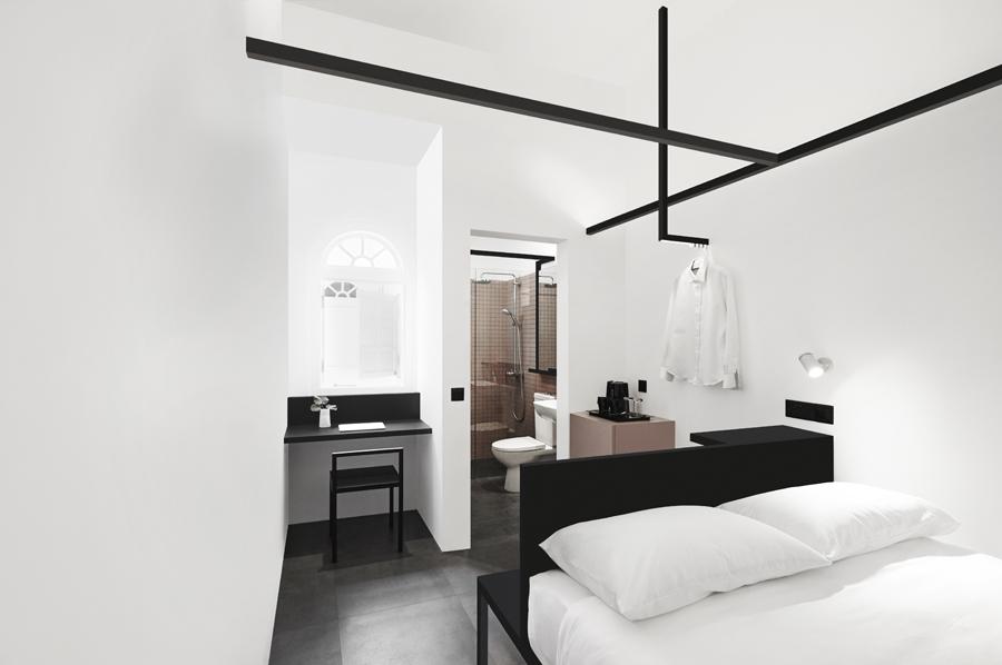 hotel mono double room