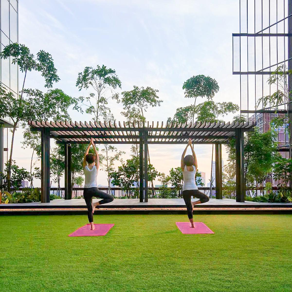 oasia hotel sky terrace