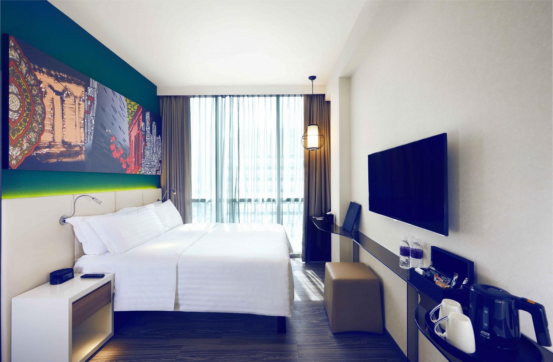 mercure singapore bugis - staycation deals in singapore