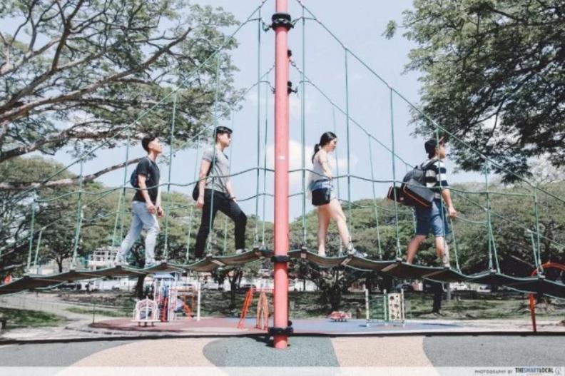 playground at HDB