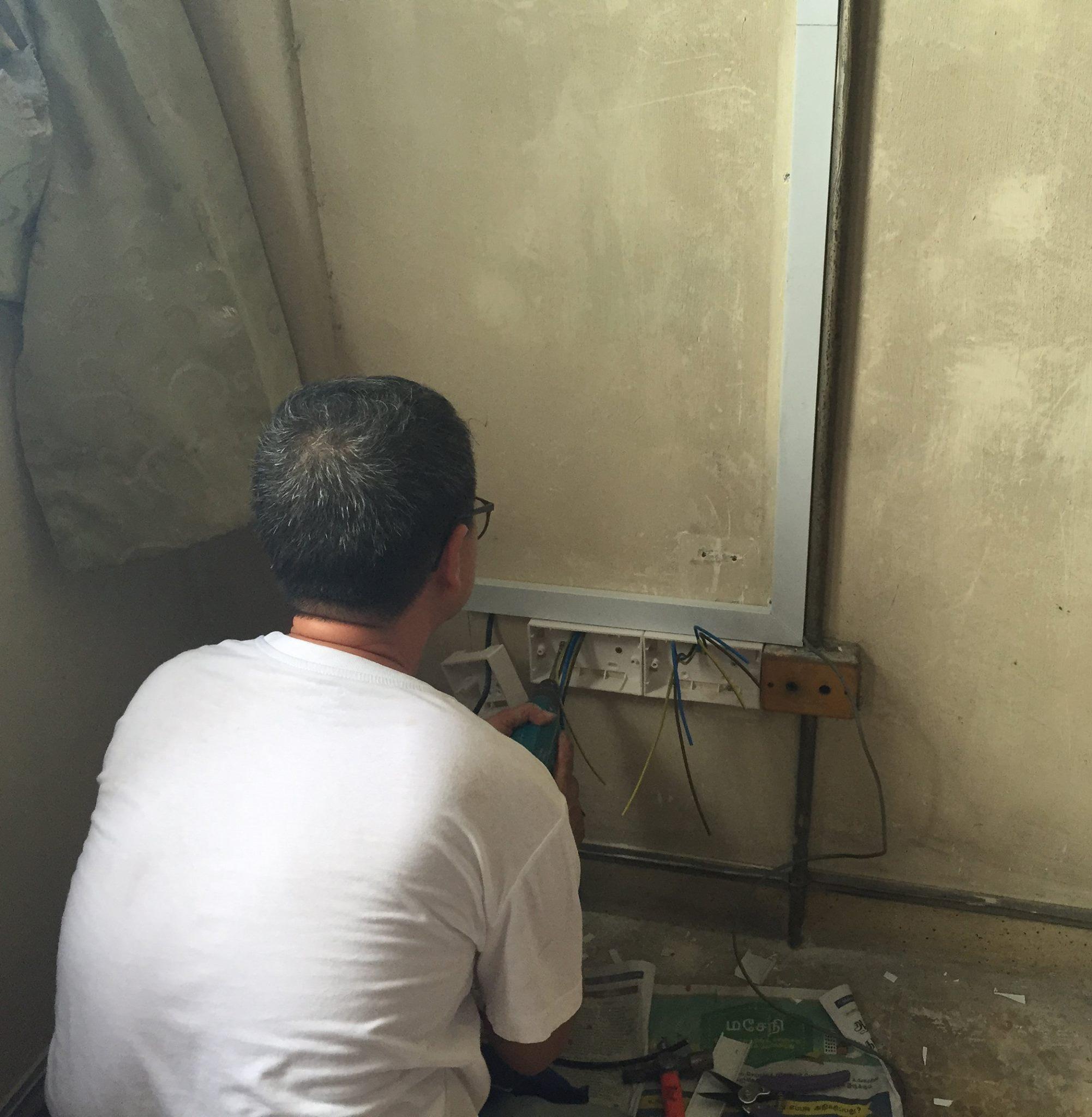 handyman service - town council services