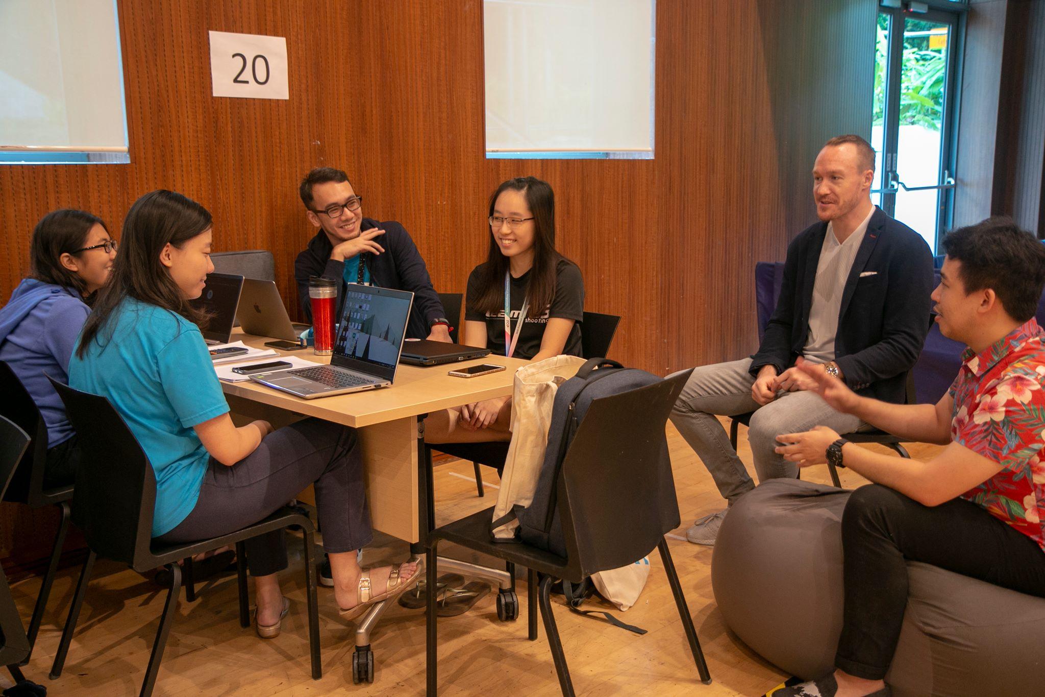 university scholars program at NUS