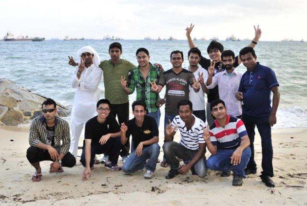 TWC2 is a volunteer organisation in Singapore that focuses on migrant workers.