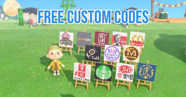 Animal Crossing Free Custom Posters