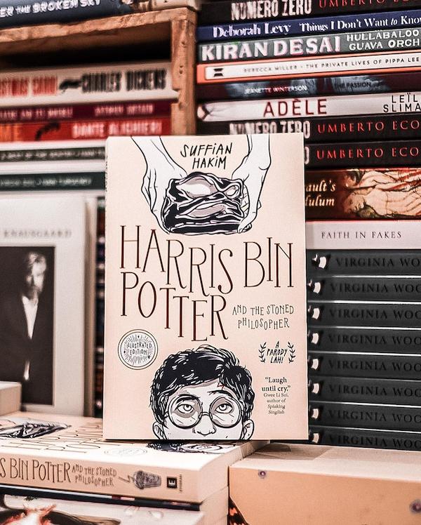 BooksActually - Harris Bin Potter