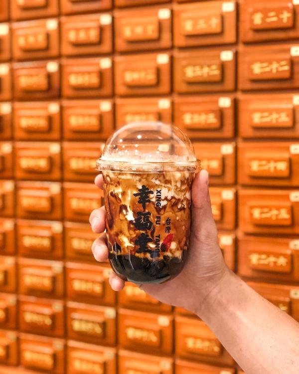 Xing Fu Tang - brown sugar milk tea