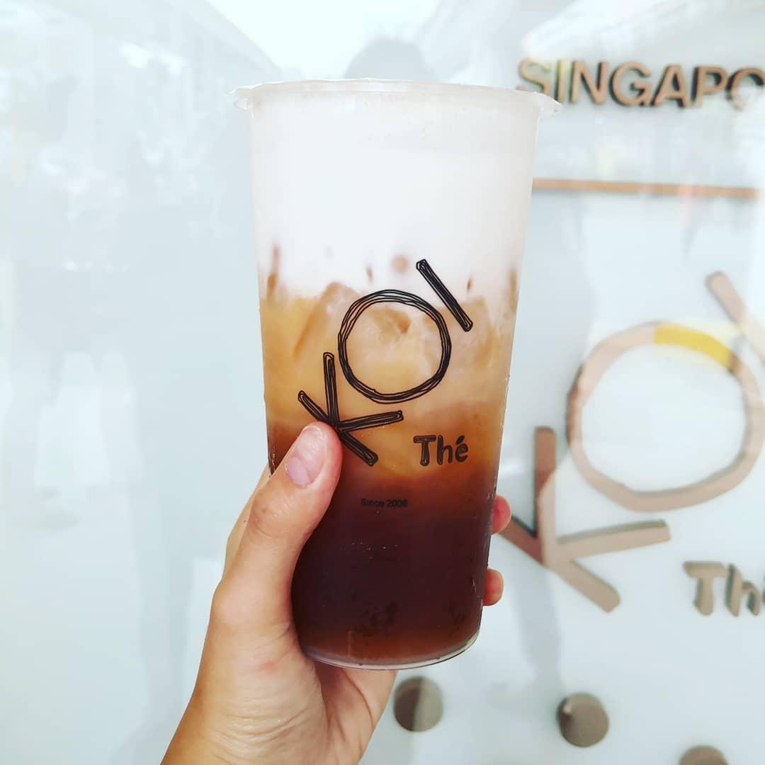 Koi - bubble tea
