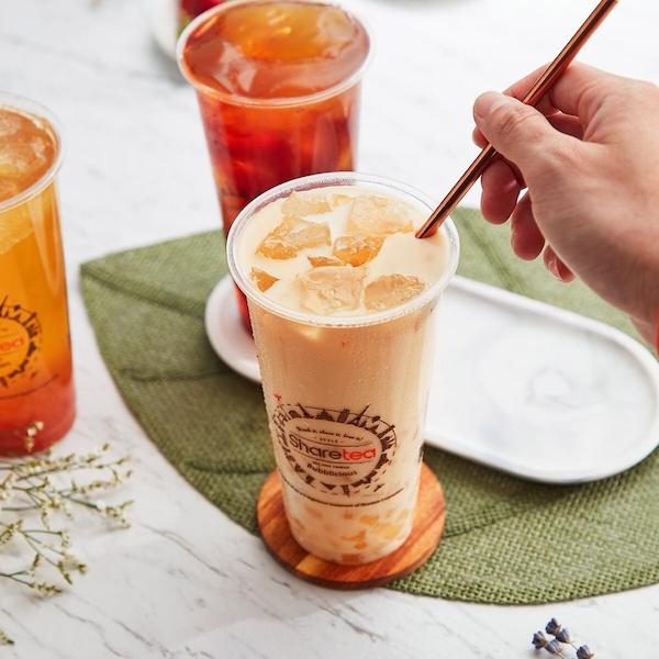 Sharetea bubble tea delivery