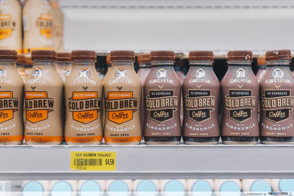 Califia Farms Cold Brew Coffee mustafa
