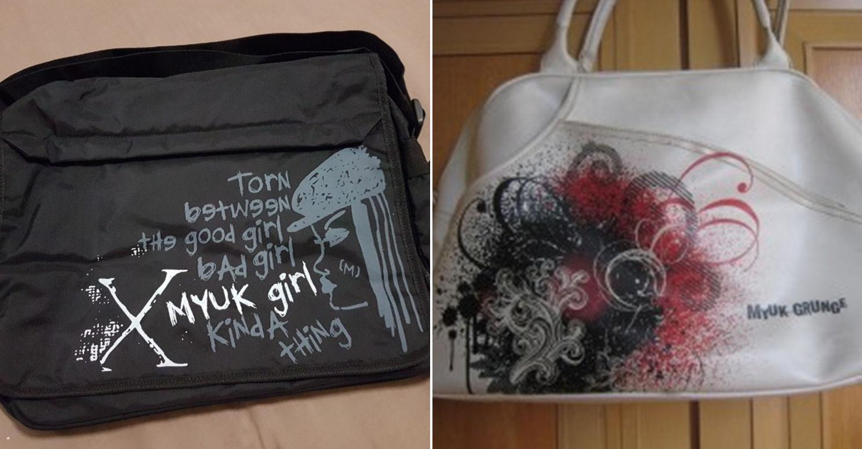 MYUK bags
