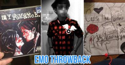 Emo trends Singapore 2000s
