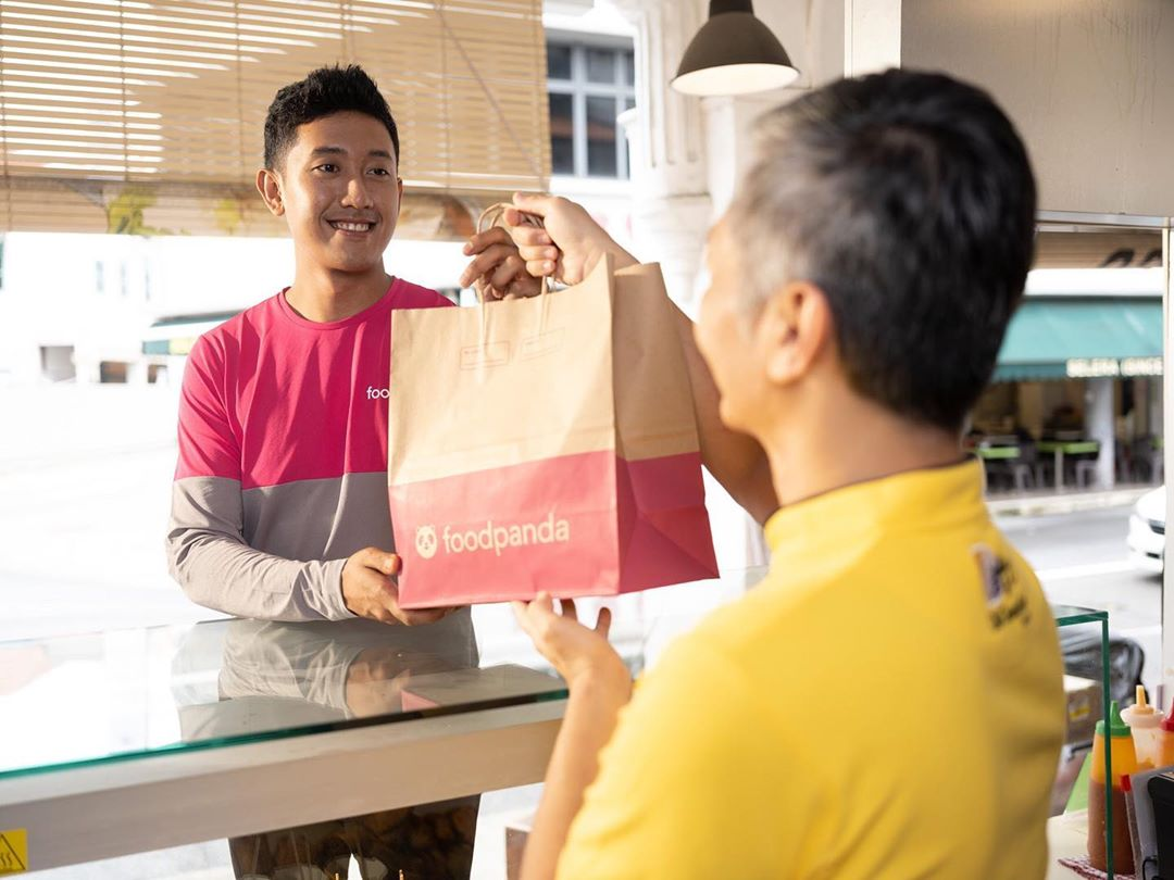 Food Delivery Promo April