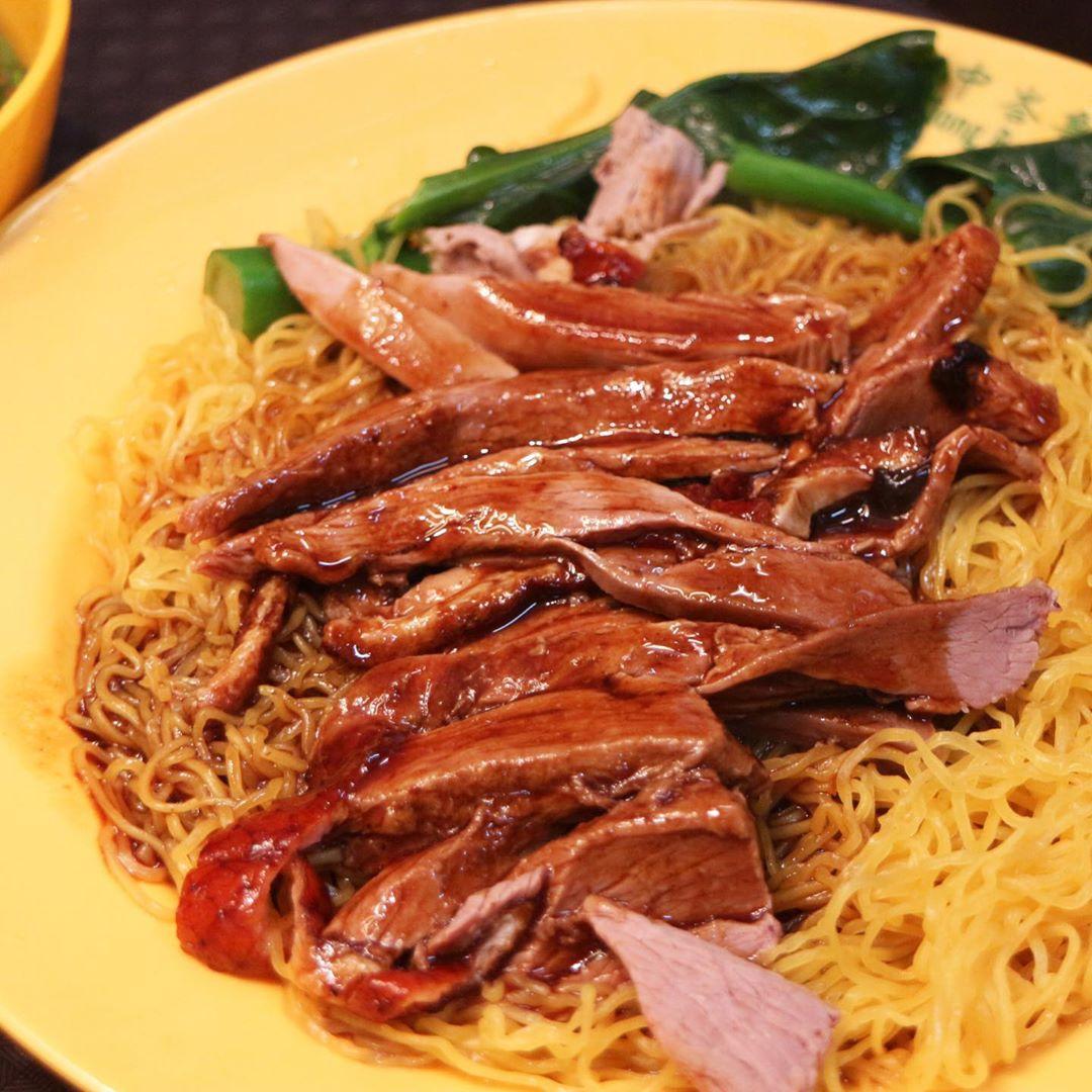 Tiong Bahru Roasted Noodle House