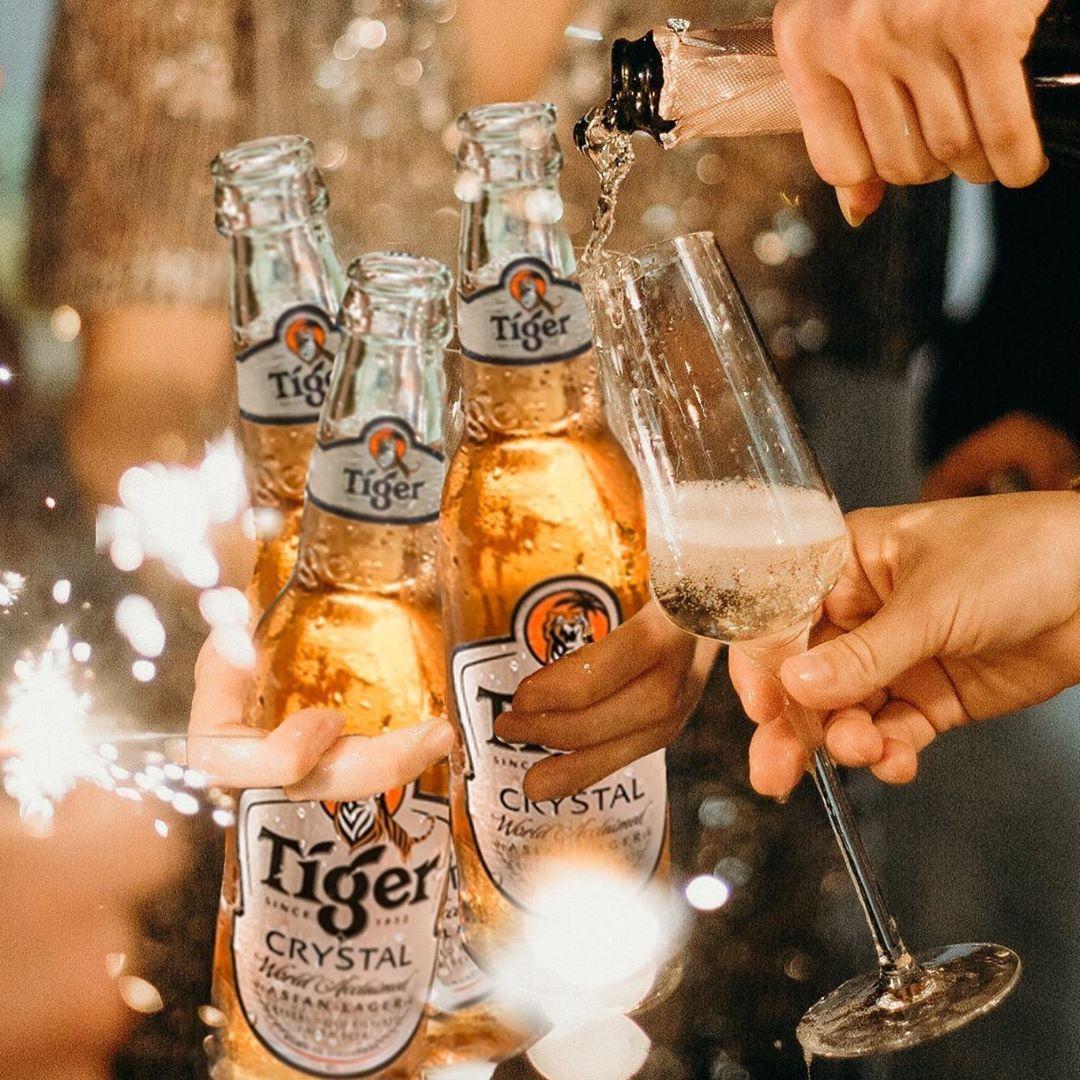 Free Tiger Crystal Beer Promo