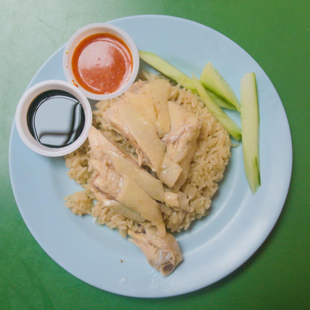 Chicken Rice WhyQ