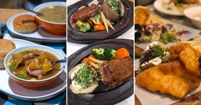 Western restaurants - food delivery