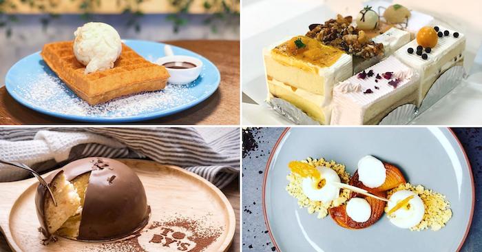 Food delivery - desserts