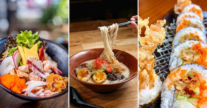 Japanese restaurants - food delivery