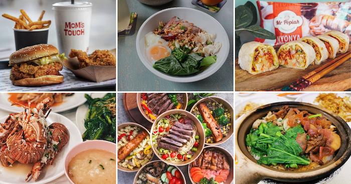 Food delivery - restaurants