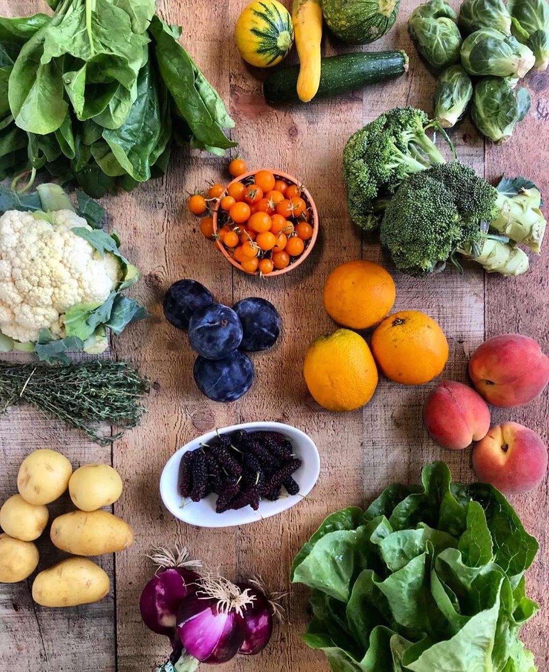 Fresh Produce (Open Taste)