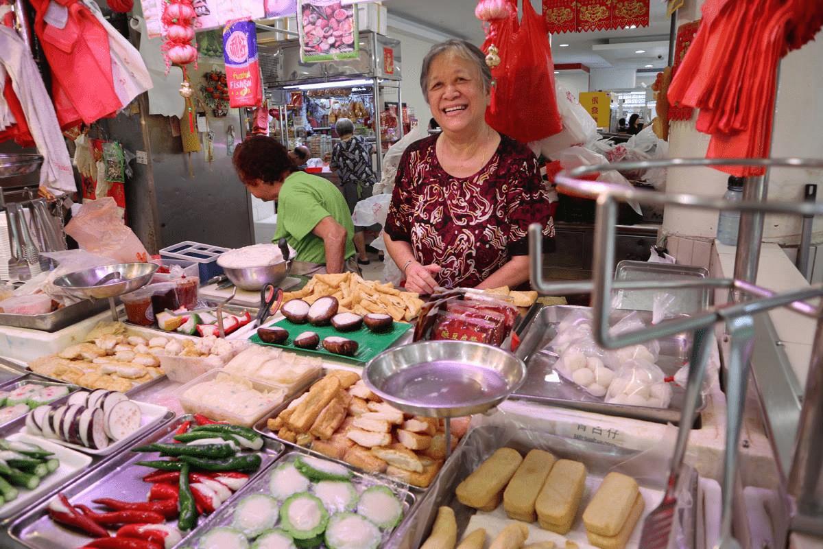 Wet Market (Market Fresh)
