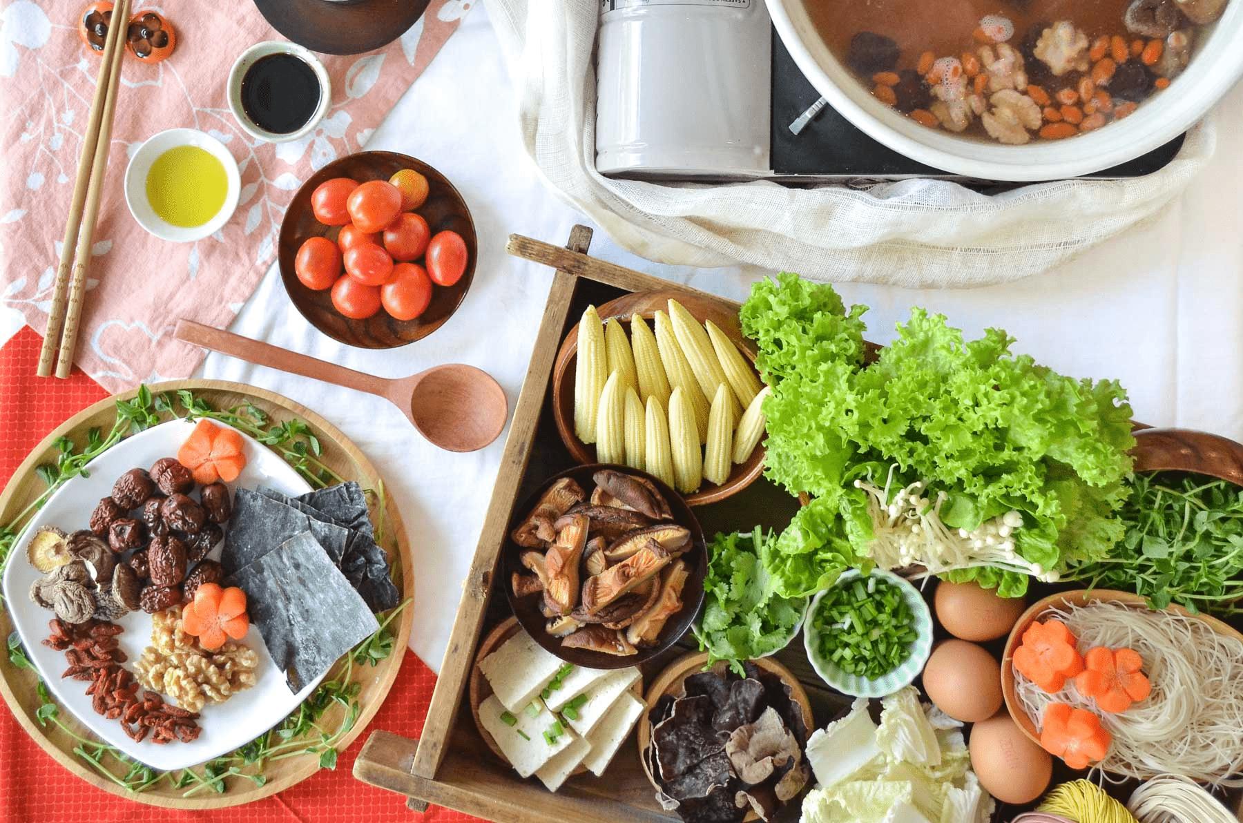Fresh Produce (Zenxin Organic)