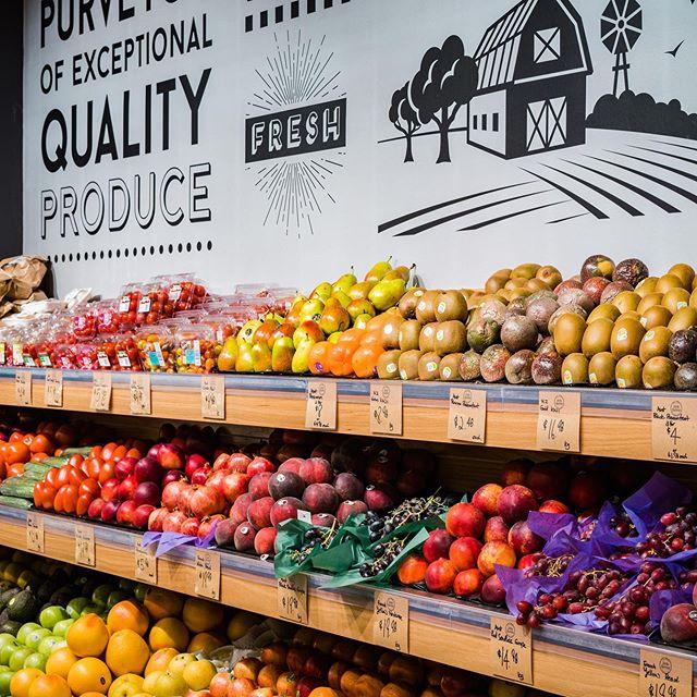 Fresh produce (Little Farm)