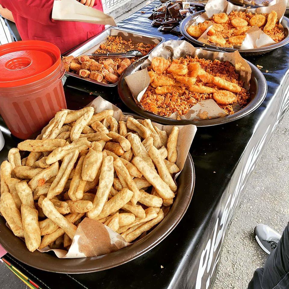bazaar food