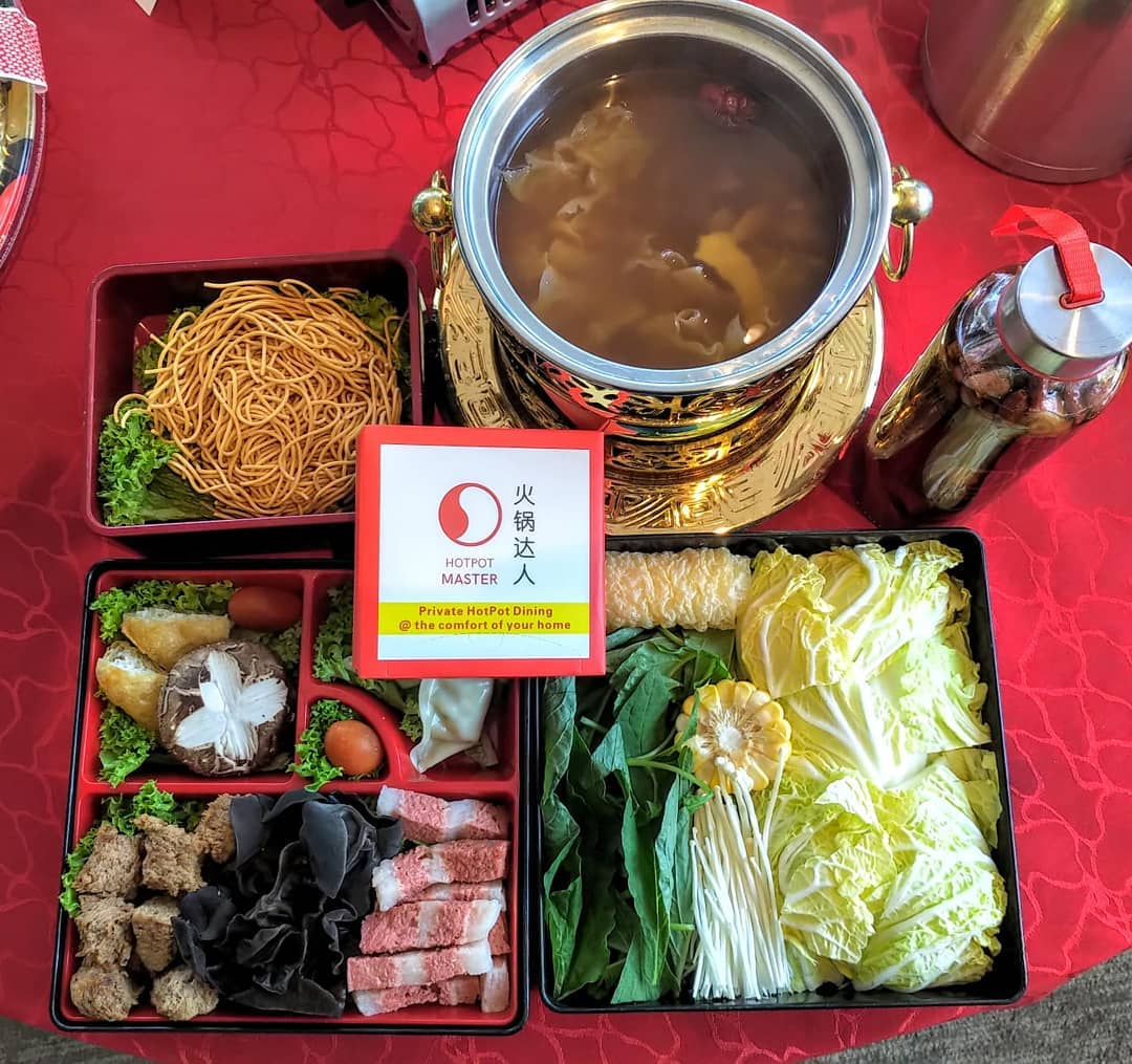 Hotpot Master Delivery Singapore