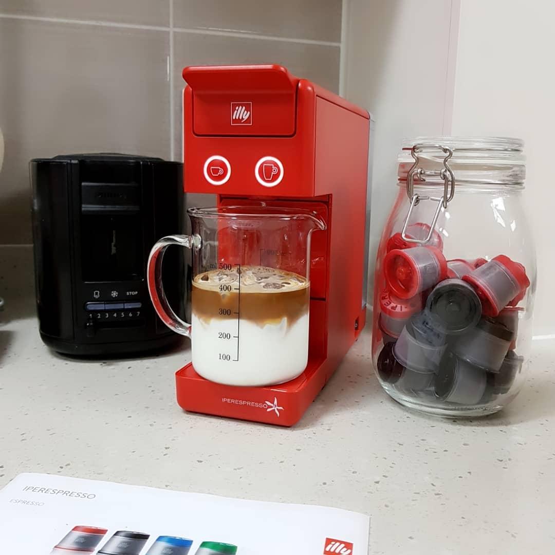 KrisShop online deals: illy coffee machine