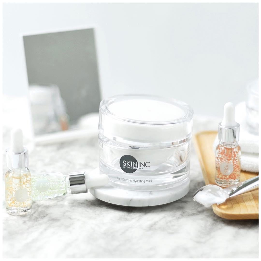 Skin Inc Deepsea Hydration face mask