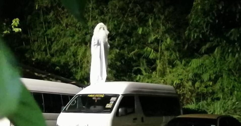 Ghost in Terengganu