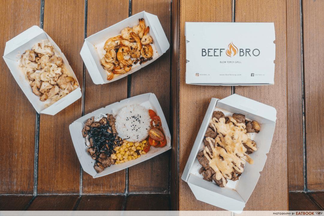 Online Ramadan Bazaar: Beef Bro