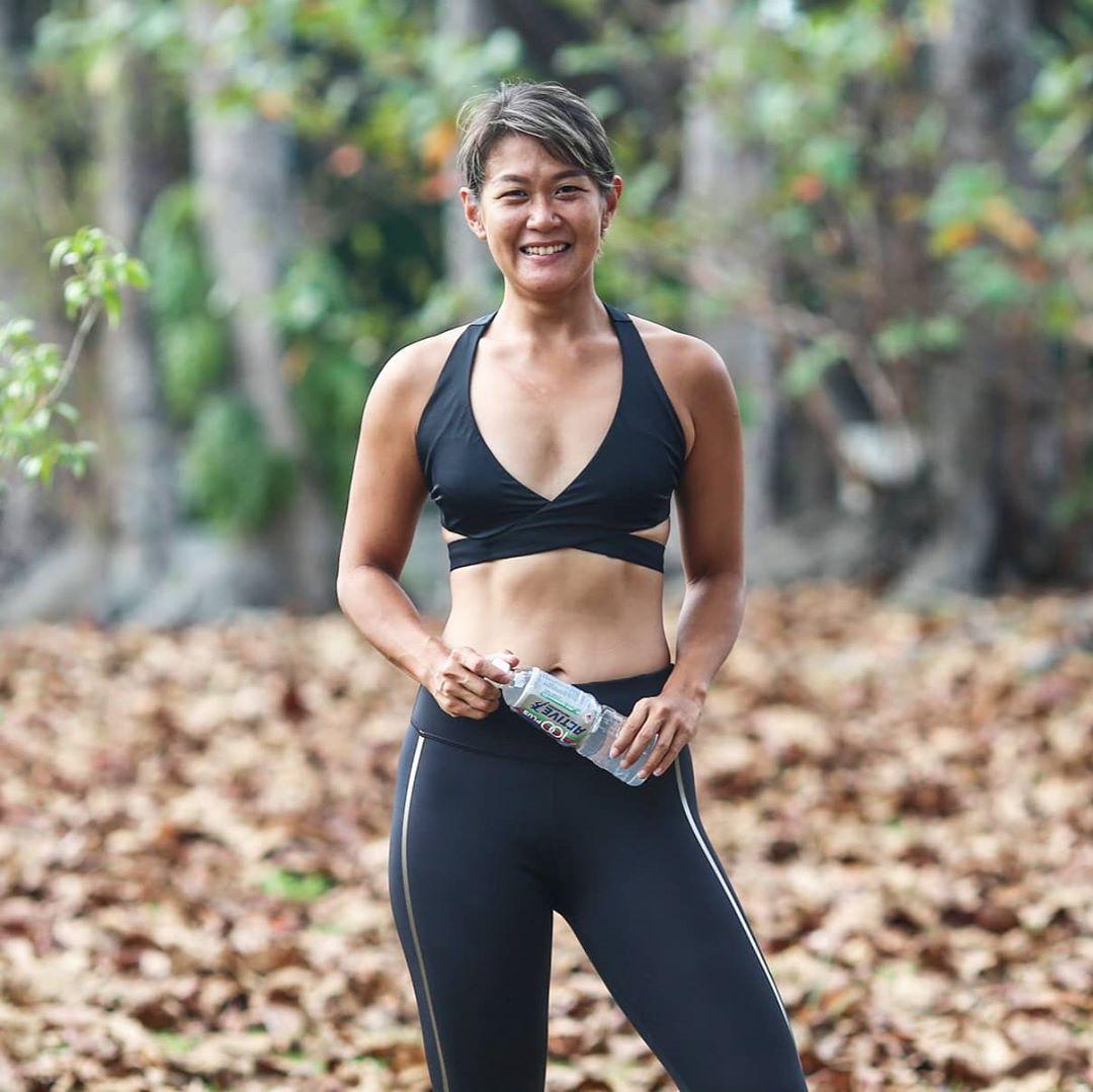 cheryl tay online workout