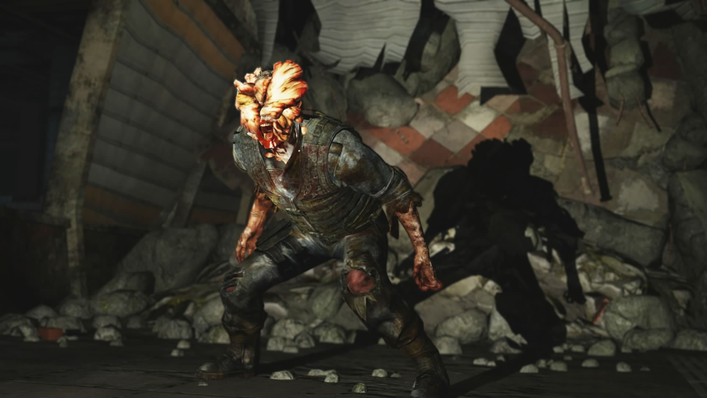 The Last Of Us Zombies