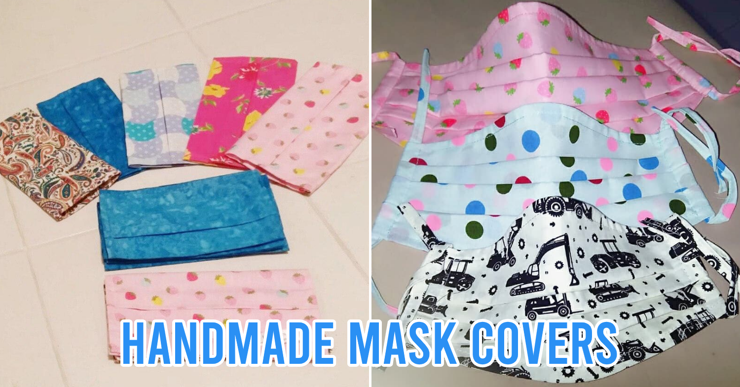 upcyclers mask covers
