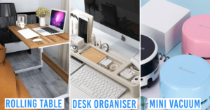 Work From Home Essentials Singapore Shopee