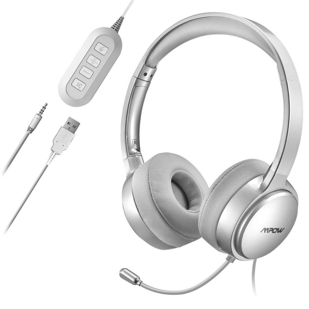 Noise cancellation headphones Work From Home Essentials
