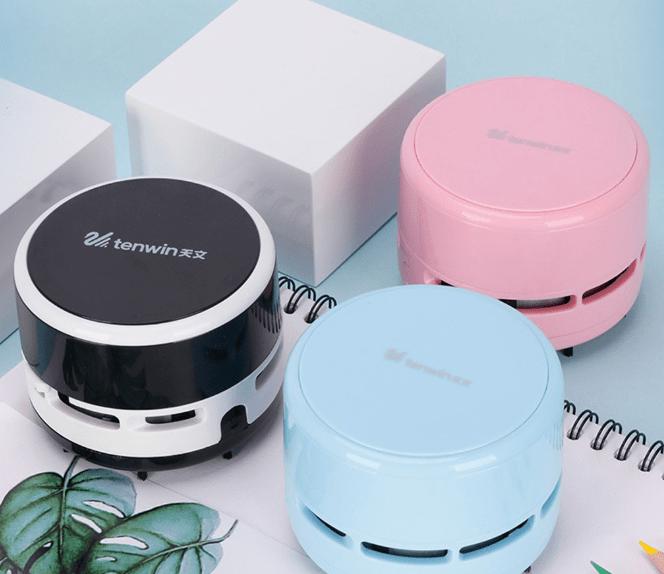 Desktop mini vacuum cleaner Work From Home Essentials
