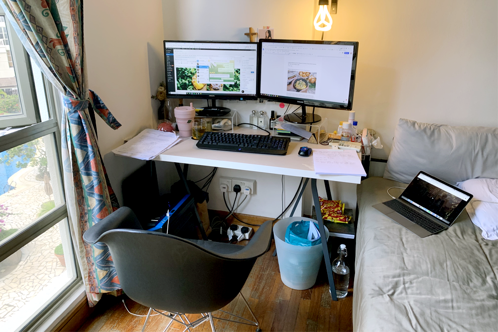 Working from home in Singapore (2)