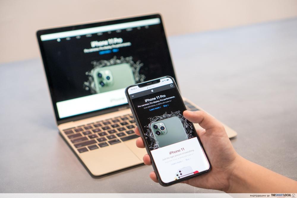 apple macbook hacks handoff