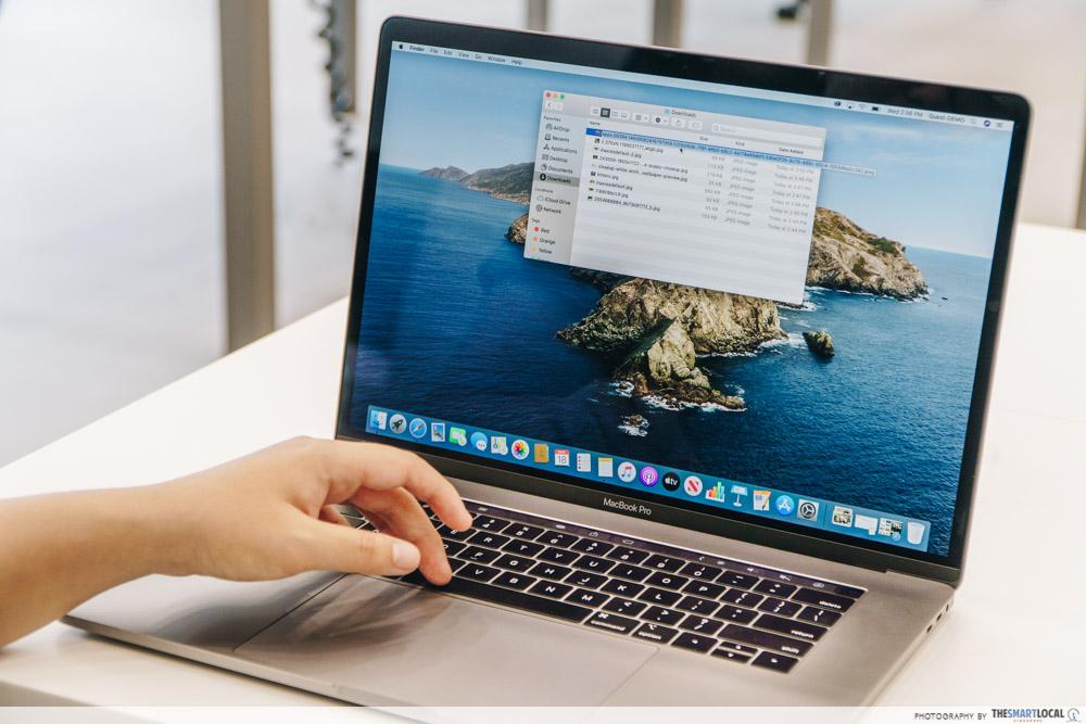 apple macbook hacks preview