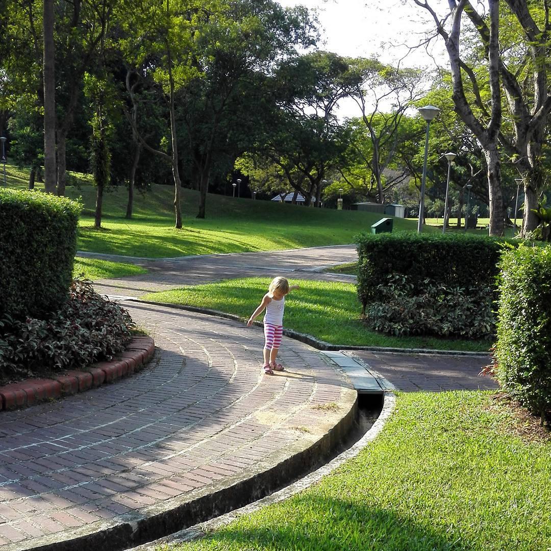 hidden parks singapore clementi