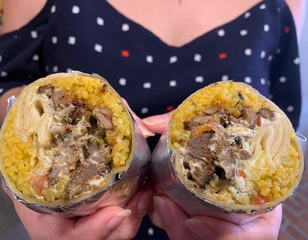 Chimichanga Singapore Burrito Deal