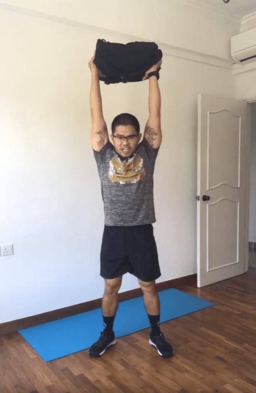 iron fitness sg